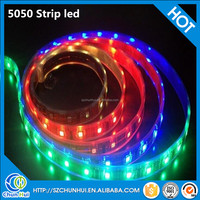 SMD 5050 led Flxible Strip RGB LED strip Factory Price Waterproof high quality