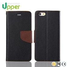New Coming cheap price wallet flip cover leather case for moto x play e motorola atrix 4g m860 g 3rd gen