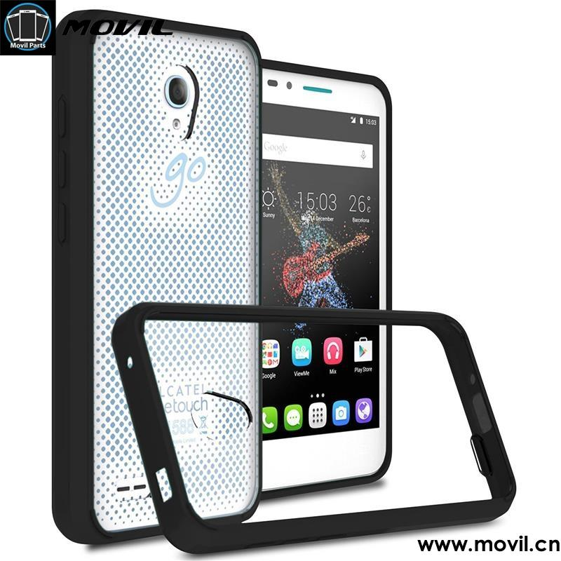 phone hard case Clear for Alcatel one touch 7048 go play one touch 7048