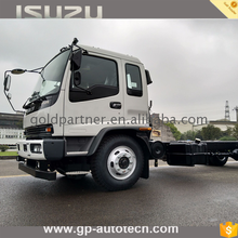 China factory FVR isuzu camiones box van cargo truck Camiones de carga completa with high performance