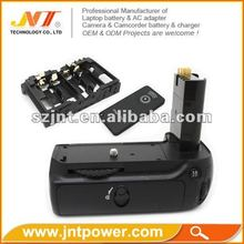 Battery Power Grip for Nikon D80 D90 Camera Handle