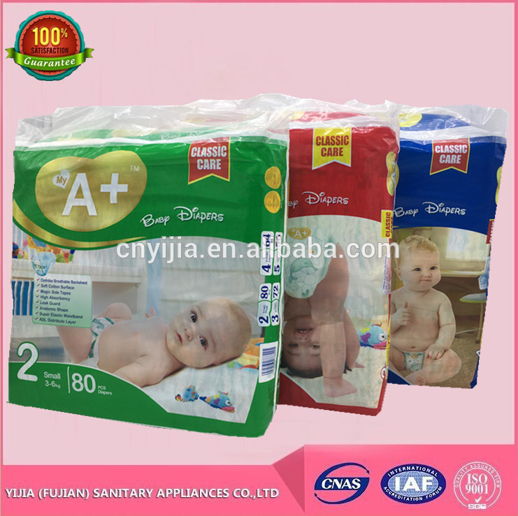 Sleepy Baby Diaper Wholesale Disposable Baby Diaper Manufacturer in China