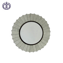 Fashion decoration high quality large sheet mirror glass wholesale wash basin mirror