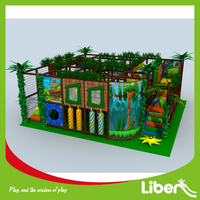China Liben Hot Sale Used Kids Commercial Indoor Playground Equipment for Amusement