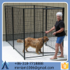 2015 Manufacturer wholesale welded wire mesh large dog cage/dog run kennels/ welded wire dog kennel