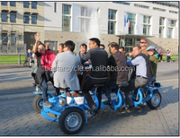 Electric Most Fashion 6 Person Bike for Sale