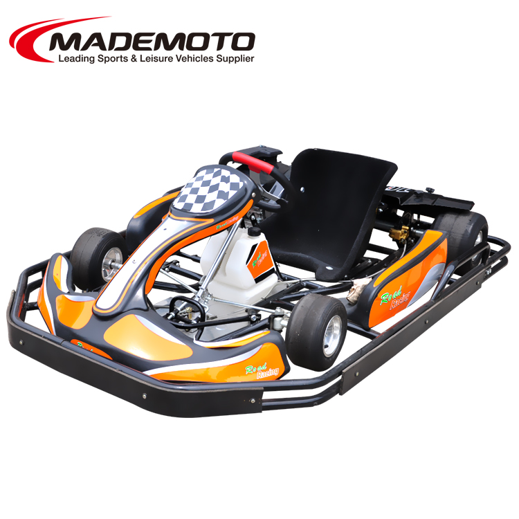 3 colors electric racing go karts sale