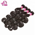 Soft Tangle Free Brazilian Natural Wave Virgin Human Hair