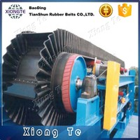 GB/T7984-2013 N, S and ES type Sidewall conveyor belt can be conveyed at a large slope up to 90 degrees