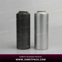 200ml Aluminum Refillable Empty Aerosol Spray Can At Best Price