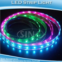 High Efficiency Waterproof RGB 5050 LED Light Strip For Decoration
