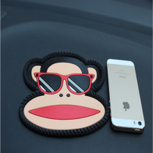 NEW Fashion Rubber Mobile Phone Antiwear Pad ,Magic Custom Silicone Anti-Slip Non-slip Mat For Car Use