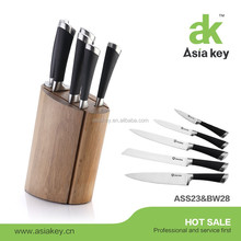 Creative cutlery set knife set kitchen cutting knife safe to use