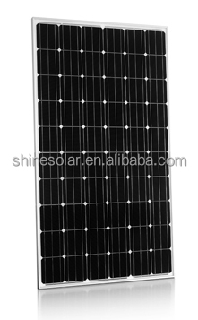 Powerwell Solar 300Watt 100w Poly With CE/IEC/TUV/ISO/INMETRO/CEC Approval Standard Solar Panels For Home