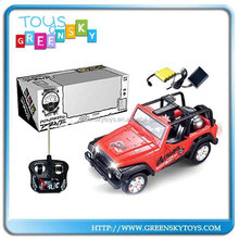1:16 Scale 5ch remote control car R/C JEEP