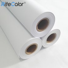 260gsm Waterproof 24 inch Inkjet Rolled Premium RC Satin Photo Paper