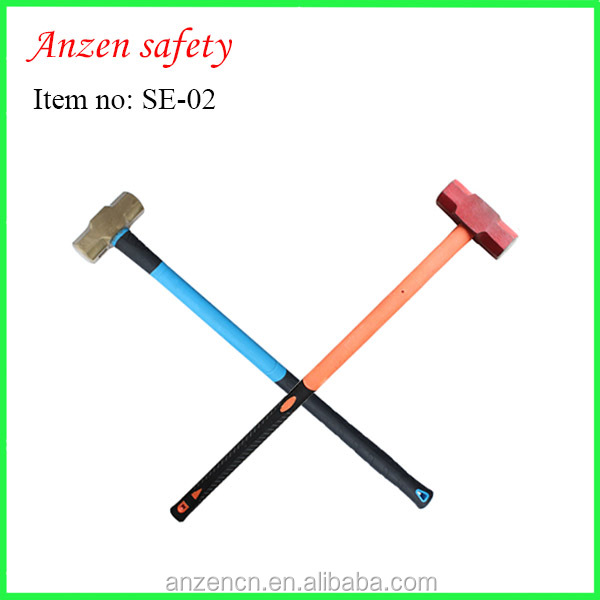 electric rubber plastic sledge hammer