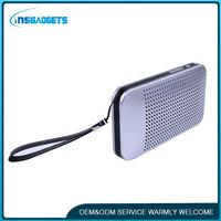 Fashion china supplier portable ultra thin mini speaker ,h0t6g loudspeaker bluetooth speaker power bank for sale