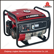 Lingben Yamaha 6.5hp Generator Set Gasoline Generators Spare Parts Honda gx160 168f For Sale LB2700