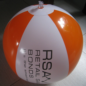 Cheap Promotional PVC Inflatable Beach Ball