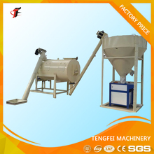 Tengfei Simple Dry Mortar Production Line Mixing Cement and Sand