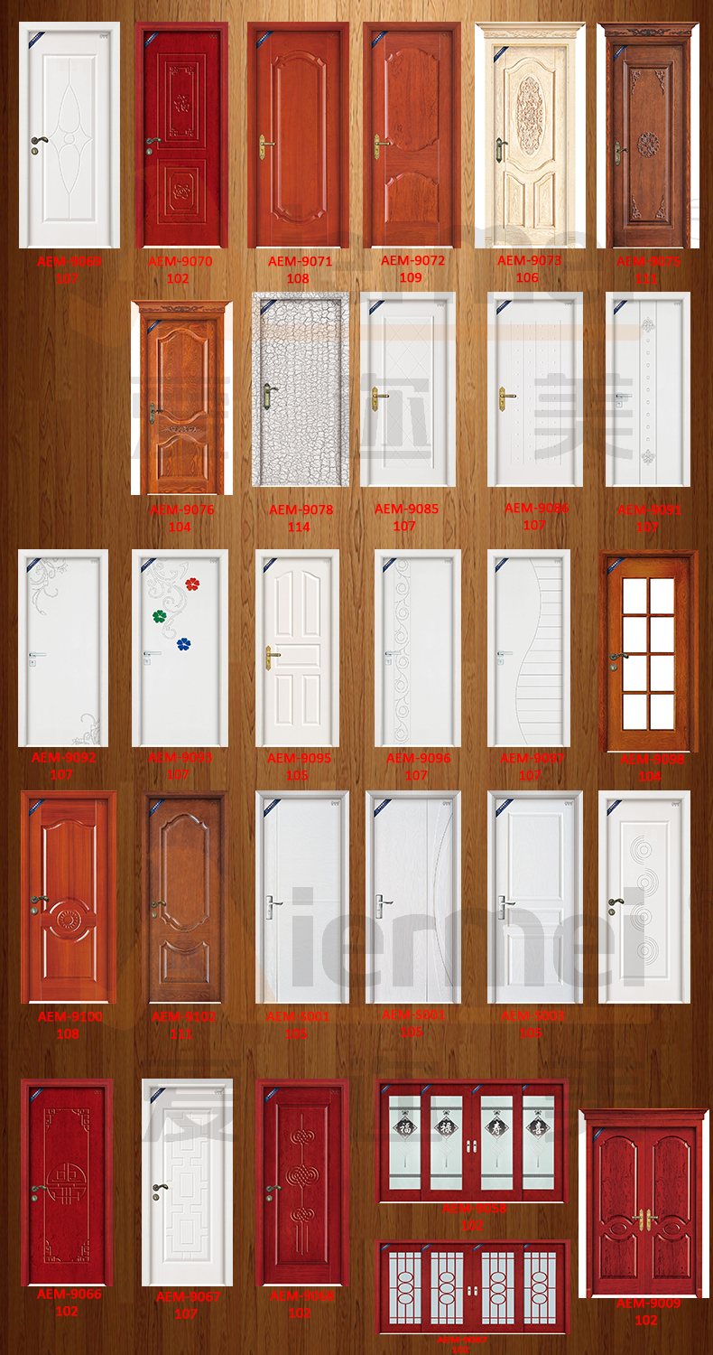 Indian modern wooden door designs