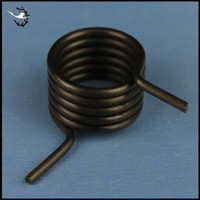 Custom Heavy Steel Torsion Springs Used for Industrial