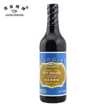 Chinese Seasonings Gluten Free Mushroom Soy Sauce Seafood Sauce