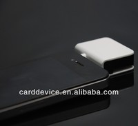 IOS/Android internal smart card reader/magstripe card reader
