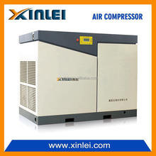 75kw rotary screw compressor XLD100A-S8 100HP 10bar 8bar air screw compressor