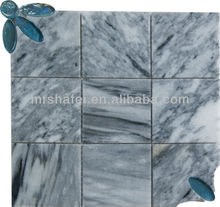 2013 New Design mosaic wall art, outdoor wall mosaic marble art
