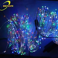 Most popular products 100 led solar lights string for christmas