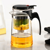 Haonai Glass Tea Pot & Infuser With Handle, Lid & Loose Tea Filter 650/800ml Capacity