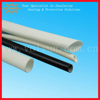 Fiberglass Tube/ silicone rubber tube sleeve