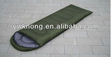 Hollow fiber mummy Sleeping Bag,camouflage sleeping bags-SL01