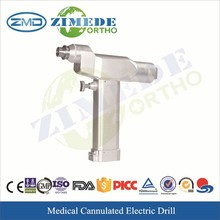 orthopaedic drill medical cannulated electric drill