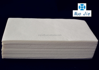 cellulose/polyester non woven cleaning cloth