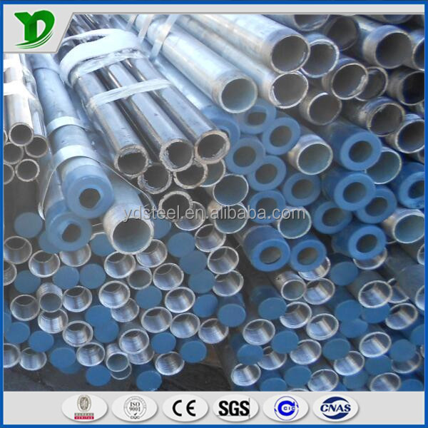 2 inch galvanized steel pipes price list manufacturer