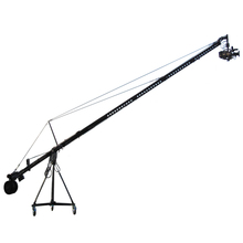 Professional camera jib crane 32ft camera rocker arm