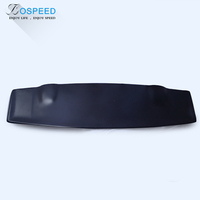 carbon fiber spoiler for VW Scirocco FRP rear spoiler wings