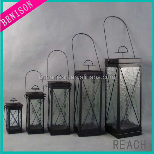 REACH Creative Hollow Hanging Bird Cage Candle Holder Candlestick Lantern Wedding Decoration