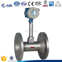 Vortex industrial vortex sludge water flow meter