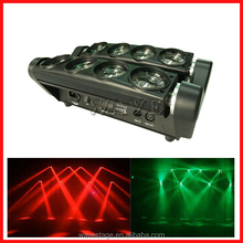 WLED 1-14 New 8 pcs 4 IN 1 RGBW (WHITE) 10W LED linear dmx lighting wedding theater
