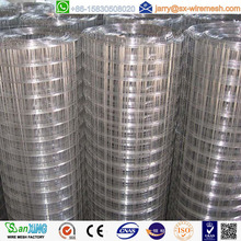 Reinforcing road welded wire mesh