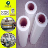 Polyethylene LLDPE Stretch Film dispenser with sufficient supplies, china stretch film