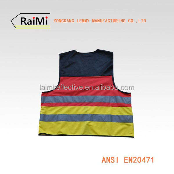 Popular Product Security Protection waterproof safety vest