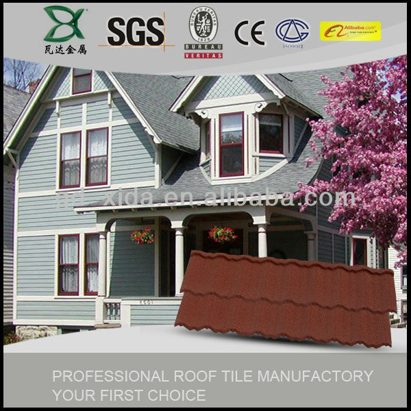 Hot Sell Colorful Interlocking Roof Tiles High Quality Ceramic Roof Tiles
