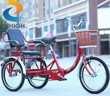 Hot sale new cargo tricycles