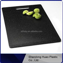 HUAO hdpe polymer price/commercial hdpe plastic cutting boards