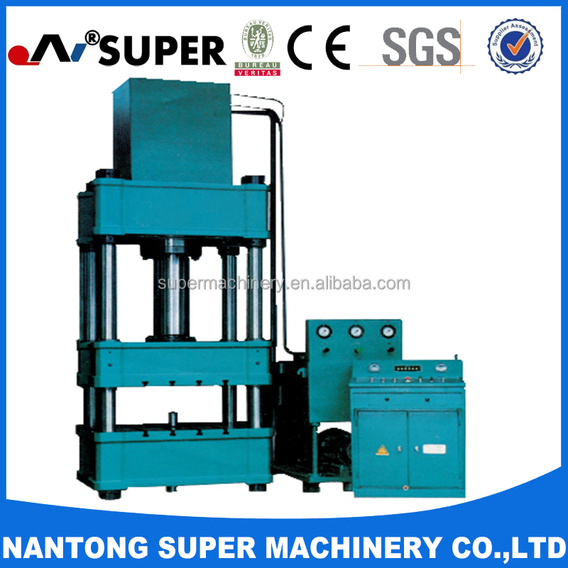 315T Four Column Hydraulic Press Sink Machine for Kitchen Pot and Bowl